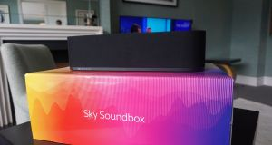 """It was only when I hooked up the Sky Soundbox to my TV that I really noticed the difference a good speaker can make."""