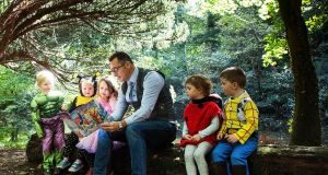 Through his books, Benji Bennett encourages parents of young children to spend 10 minutes at the end of each day reading to their children, telling them how much they are loved each night before they sleep. Photograph: Maxwells