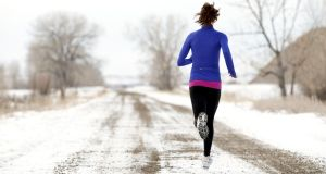 Check the weather and dress accordingly before embarking on a run.