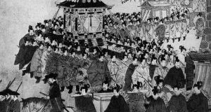 The Japanese concluded in 1868 that to get the economy working properly for as many people as possible they had to dramatically reduce the wealth tied up in land.