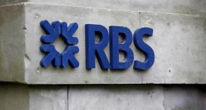 RBS is in the midst of settling a multi-billion dollar fine with US authorities for mis-selling mortgage securities. Photograph: Bloomberg