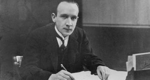Kevin O'Higgins, who was deputy premier as well as minister for justice, was murdered on his way to Mass in Dublin in July 1927.