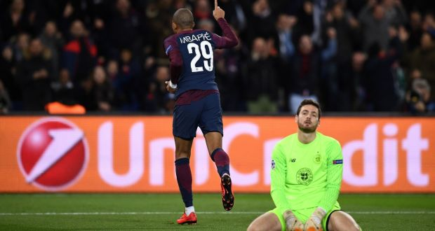 Celtic Poke The Psg Bear And Face A Vicious Backlash