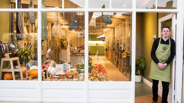 The Triggerfish Cookshop in Blackrock, Dublin, will appeal to anyone who enjoys spending time in the kitchen.