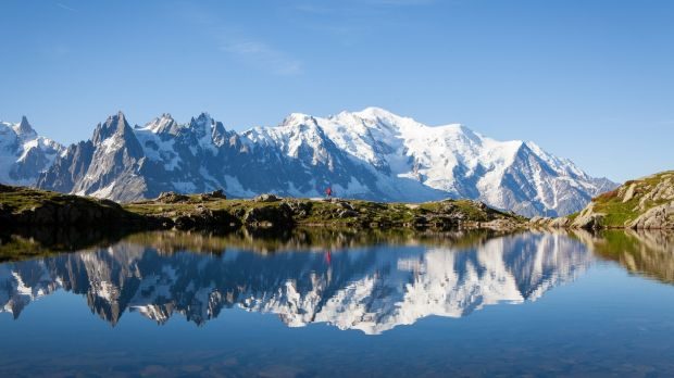Nab a Black Friday deal to go skiing in the French Alps, staying in Chamonix