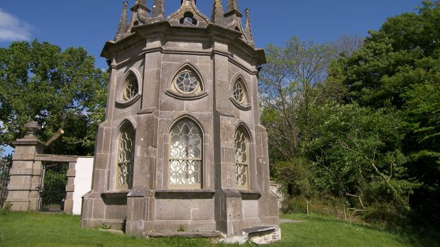 Batty Langley tower house in Leixlip, one of many Landmark Trust properties available for rent