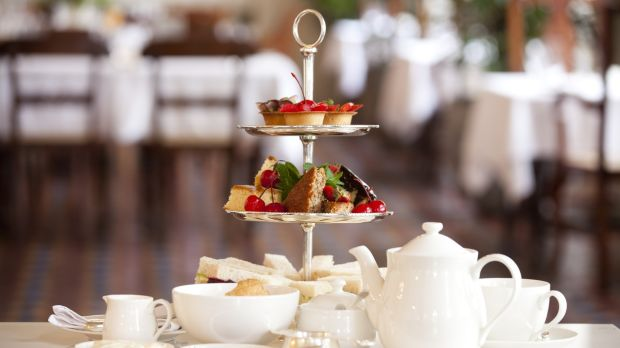 Escape the Christmas madness with afternoon tea on Chrismas Eve in Limerick Stand Hotel