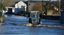 'Mayhem' in Mountmellick as flash floods destroy homes