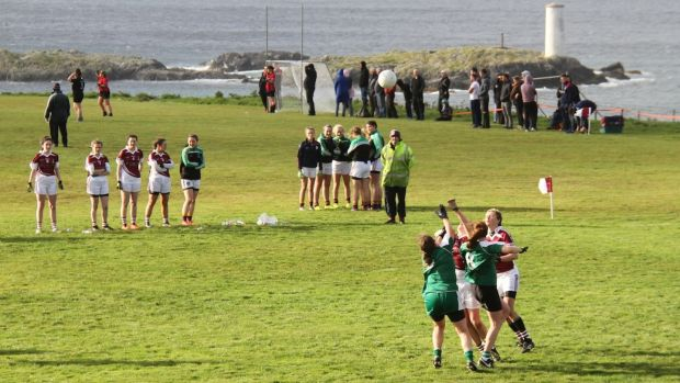 Sharing ideas and skills is a perhaps unexpected outcome of the Island All-Ireland GAA tournament.