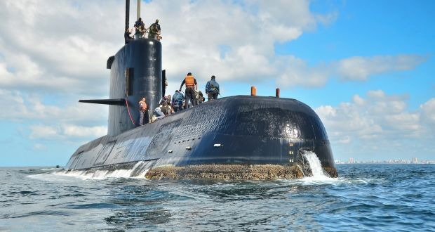 In the 21st century, how can a submarine simply vanish?