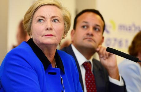 Country on verge of election as Taoiseach refuses to sack Frances Fitzgerald