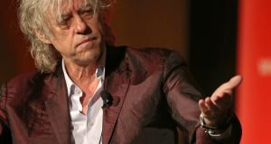 Bob Geldof has said Brexit can still be stopped. File photograph: David Crosling/EPA