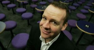 Neil Delamere: It was only supposed to be a bit of craic.