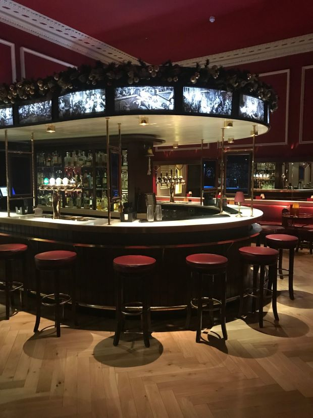 Secrets And Pints 60 Years Of The Shelbourne S Horseshoe Bar