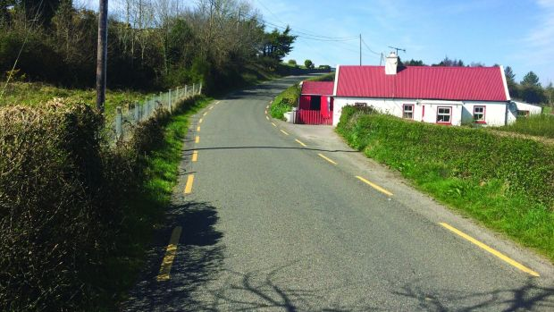 Approaching Kilgobnet, Co Kerry. From Cycling Kerry – Great Road Routes by Donnacha Clifford and David Elton