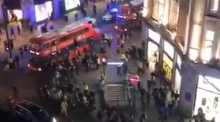 Panic, but no evidence of shots fired in London rush-hour alert