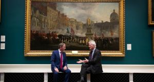 National Gallery of Ireland launches a corporate partnership programme with SMBC Aviation Capital. Photograph: National Gallery/SMBC Aviation Capital