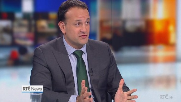 Taoiseach Leo Varadkar on RTÉ's Six One News on Friday said there was still a chance of avoiding a snap election