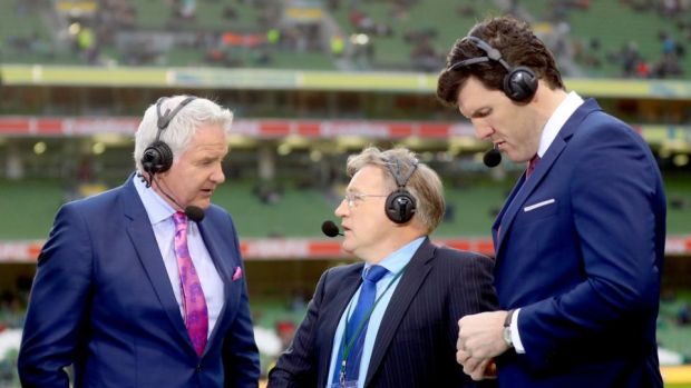 Rugby On Rte It Was Like Herding Cats Like Dealing With Children