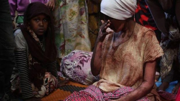 Ethiopia's ethnic violence displaces up to 400,000