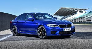 BMW's new M5: 10 sold already in Ireland, and the car only arrives here next March