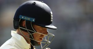 The ECB have spoken to Jonny Bairstow after reports emerged by headbutted Australian opener Cameron Bancroft. Photograph: Ryan Pierse/Getty