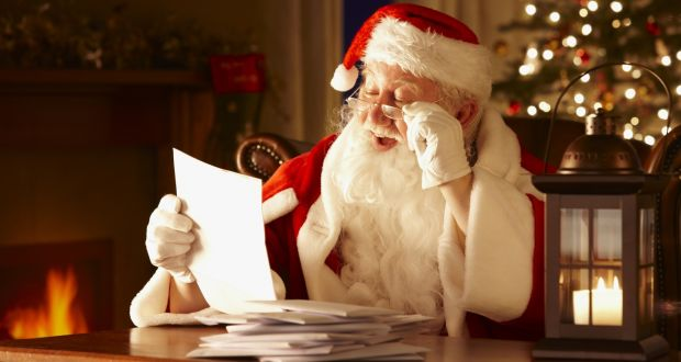 How To Write The Perfect Letter To Santa Claus