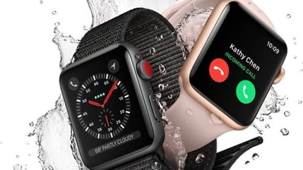 on sale 3c5d5 c1e65 Apple Watch Series 3: Looks like Series 2 but it's faster and waterproof