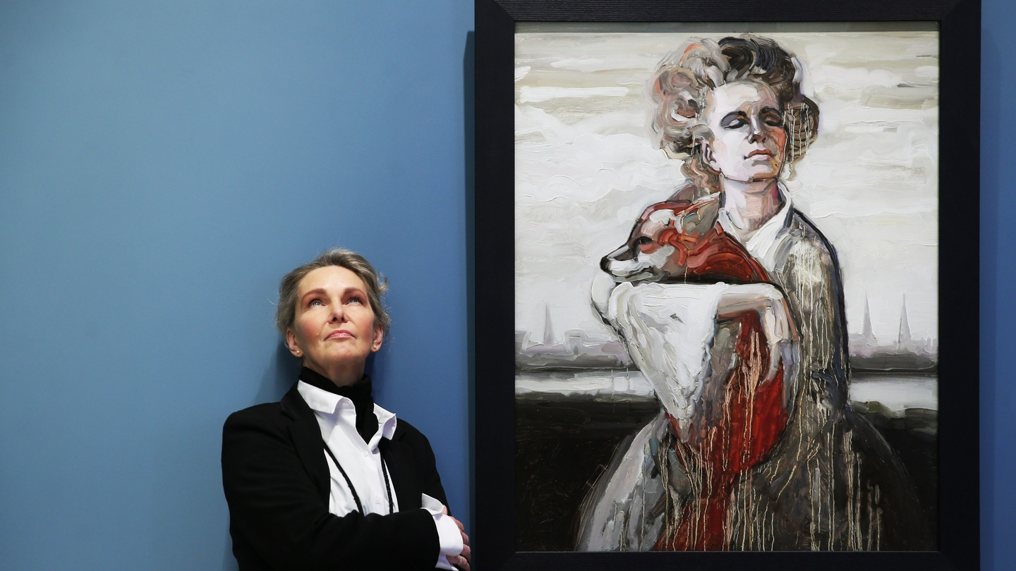 Hennessy Portrait Prize: verdict on shortlisted paintings