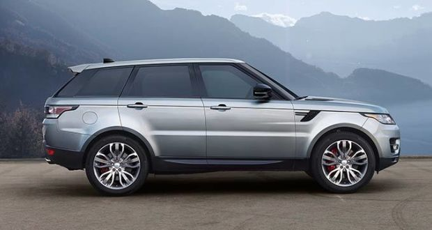 The Range Rover Sport Is CEOs Car