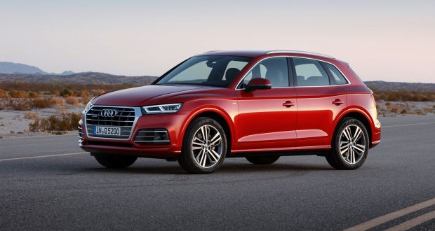 Audi Q Indifferent Audi For The Crossover Set - Is audi a good car