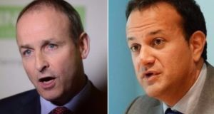 Political crisis redux: Micheál Martin and Leo Varadkar are hard at it in pursuit of a resolution to this latest crisis. But will their efforts bear fruit?