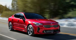 Kia Stinger: car of the year 2018 finalist