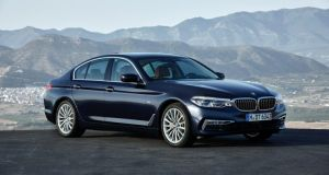 BMW 5 Series: car of the year 2018 finalist