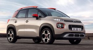 Citroën C3 Aircross: car of the year 2018 finalist