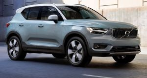 Volvo XC40: car of the year 2018 finalist