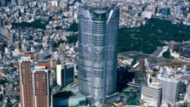 Roppongi Hills Club is a private members club on the top of the Mori tower.
