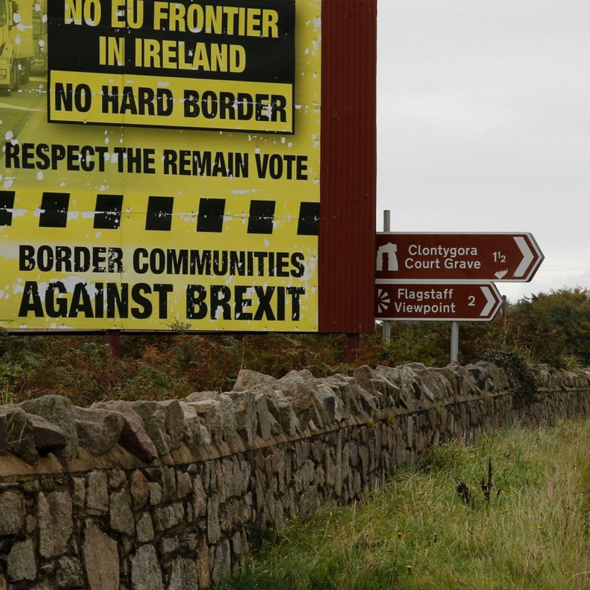 4d8731ee6a Five solutions to Brexit Border question