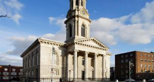 St George's Church: sold to Bartra Capital Property for about €3m