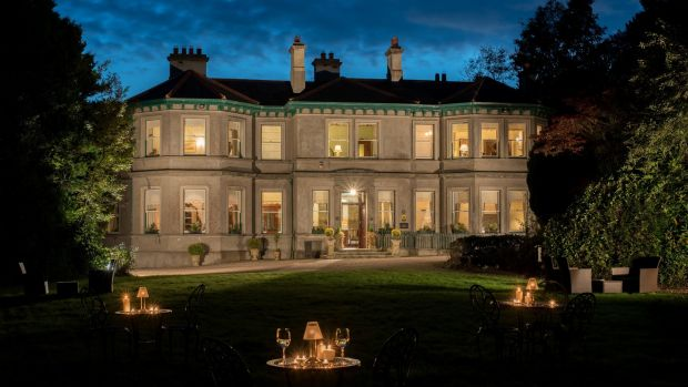 Ardtara Country House in Derry, for a feel of a Victorian Christmas.