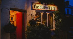 The Bushmills Inn in Co Antrim will screen lots of special Christmas films.
