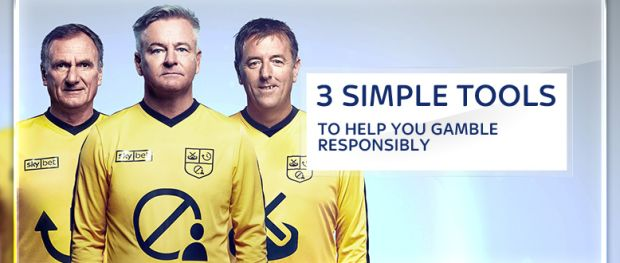 There's something up with SkyBet's advertising campaign...