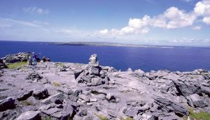 Coláiste Naomh Eoin is on the beautiful and historic island of Inis Meáin, Co Galway.