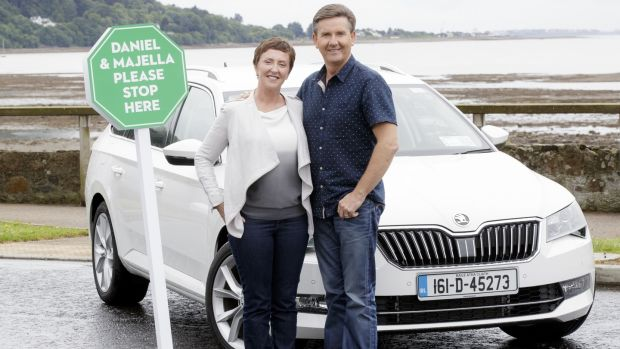 Daniel And Majella's B&B Road Trip (RTÉ One): provided a fascinating glimpse of Irish obsessions. Photograph: Andres Poveda