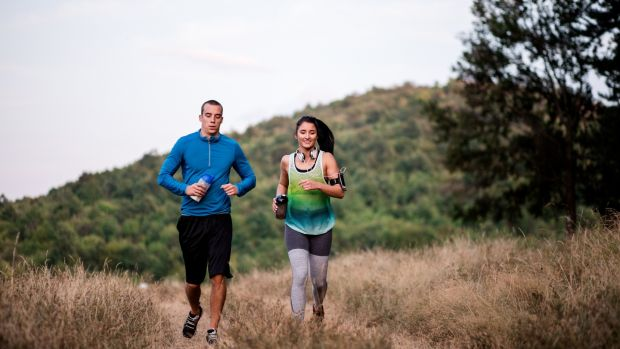 Try organising speed sessions with a running buddy or a group