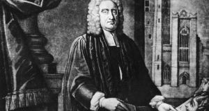 Jonathan Swift: Of the 35 sermons he wrote down, just 12 survive. Among topics they addressed was falling asleep in church, which Swift blamed on a decline in the quality of preaching. Image: Hulton Archive/Getty Images
