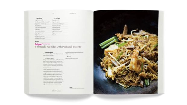 Saba: The Cookbook, recipes from the Thai and Vietnamese restaurant, with proceeds to the bone-marrow transplant unit at Our Lady's Children's Hospital, Crumlin, and the Red Cross Society, €30, all good bookshops