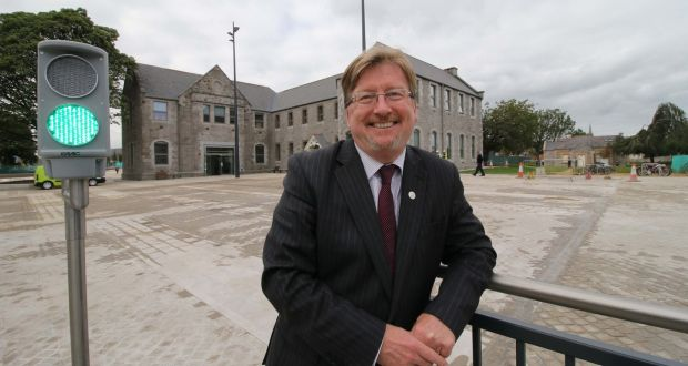 Prof Brian Norton, president, DIT. Photograph:  Nick Bradshaw