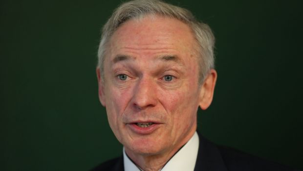 Minister for Education Richard Bruton: insists there is no crisis. Photograph: Niall Carson/PA Wire