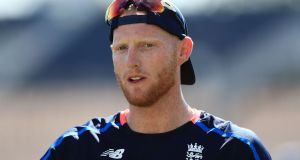Ben Stokes is expected to play for Canterbury in New Zealand's Ford Trophy on Sunday. Photograph: John Walton/PA